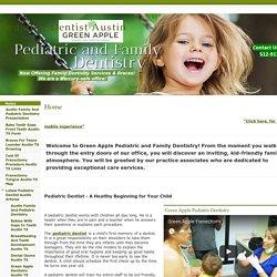 Pediatric Dentist Austin