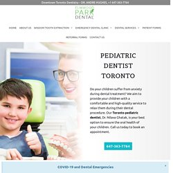 Top-Rated Dental Clinic Downtown Toronto