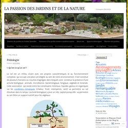 LA PASSION DES JARDINS ET DE LA NATURE