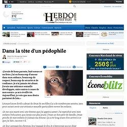 Dans la tête d'un pédophile - Communauté