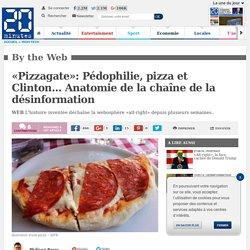 «Pizzagate»: Pédophilie, pizza et Clinton... Anatomie de la chaîne de la désinformation