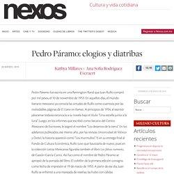 Pedro Páramo: elogios y diatribas