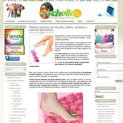 Peeling químico en los pies (callos, durezas y talones agrietados) - I-Chollos