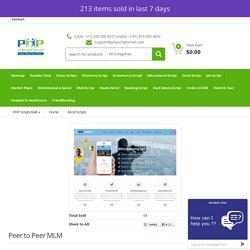 P2p lending software - peer to peer donation script