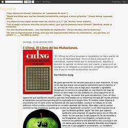 I Ching El Libro de las Mutaciones Descargar PDF