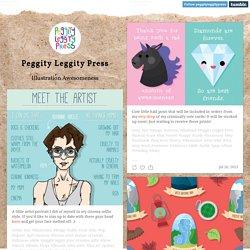 Peggity Leggity Press