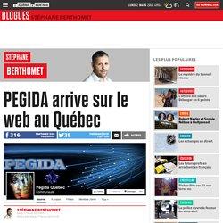 PEGIDA arrive sur le web au Québec
