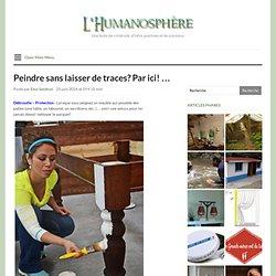 Peindre les meubles pearltrees for Peindre sans traces