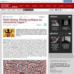 Keith Haring, du 19/04 au 18/08