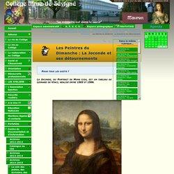 Les Peintres du Dimanche : La Joconde et ses détournements - .