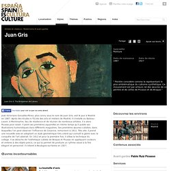 Juan Gris. Biographie.