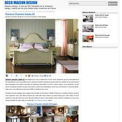 peinture chambre adulte 02 - Deco Maison Design - Deco Maison Design