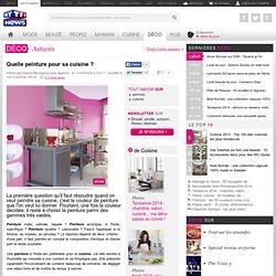 Peinture cuisine pearltrees for Peinture lavable cuisine