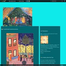 Le jardin dans la peinture persane - Le blog du Guide culturel de l'Iran de Patrick Ringgenberg