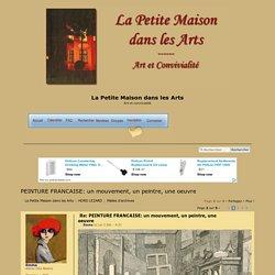 PEINTURE FRANCAISE: un mouvement, un peintre, une oeuvre - Page 3