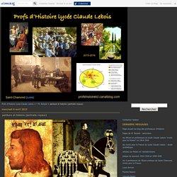 le portrait royal Moyen Âge et Renaissance