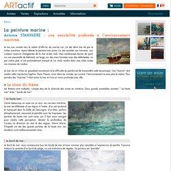 La peinture marine, ses thèmes, ses techniques