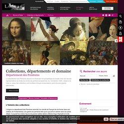 Le Louvre : département des peintures