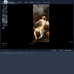 Peintures, Zeus (Jupiter), Dieu du Ciel - Mythologie Grecque