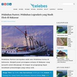 Pelabuhan Paotere, Pelabuhan Legendaris yang Masih Eksis di Makassar