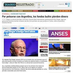 Por pelearse con Argentina, los fondos buitre pierden dinero