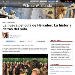 La nueva película de Hércules: La historia detrás del mito. ~ #GreciaAplicada