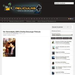Ver Pelicula Serendipity (2001) Dvdrip Online: Descargar Gratis DVDRip En Linea Audio Latino