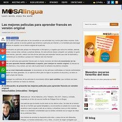 Las mejores películas para aprender francés en versión original - Apps para aprender Inglés, Francés, Portugués, Italiano, Alemán en tu móvil (iPhone Android)