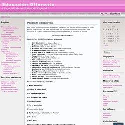 Películas educativas « Educación Diferente