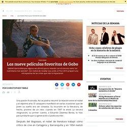 Las nueve películas favoritas de Gabo
