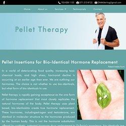 Pellet Hormone Therapy Virginia