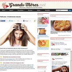 Pellicules : 4 traitements naturels - Grands-meres.net