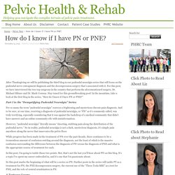 Pelvic Health and Rehabilitation Center