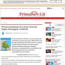 Gerardo Soglia -News On Pescara Sport