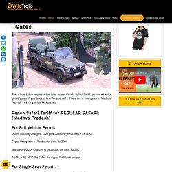 Online Booking Jungle Safari Pench