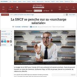 La SNCF se penche sur sa «surcharge salariale»
