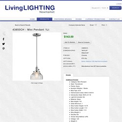 Living Lighting Newmarket