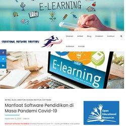 Manfaat Software Pendidikan di Masa Pandemi Covid-19 - Educational Software Directory