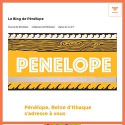 Le Blog de Pénélope