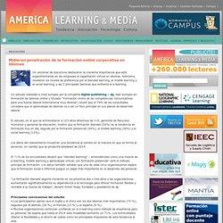 Midieron penetración de la formación online corporativa en idiomas