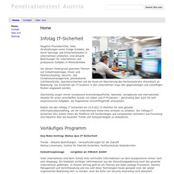 Penetrationstest Austria