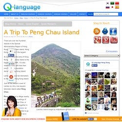 Peng Chau – Student Trip To This Tranquil Hong Kong Island