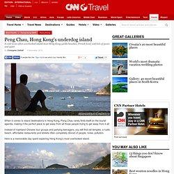 Peng Chau, Hong Kong's underdog island