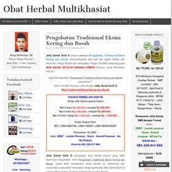 Pengobatan Tradisional Eksim Kering dan Basah