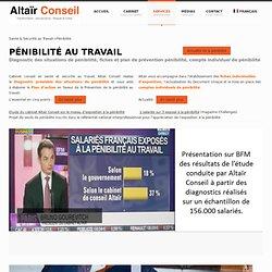 Pénibilité : Diagnostic & Plan d'Action- Altaïr Conseil