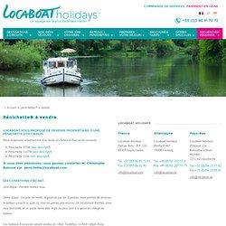 Vente de Penichettes d'occasion - Locaboat