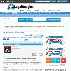 Legal Beagles