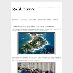 """""""La Península de la Magdalena. Guía Visual y Aumentada"""""""