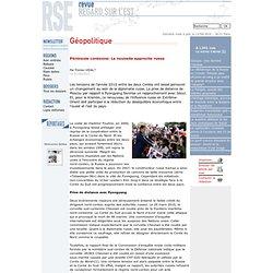 Péninsule coréenne: La nouvelle approche russe