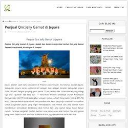 Penjual Qnc Jelly Gamat di Jepara - Qnc Jelly Gamat